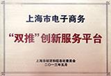 上海市电子商务双推创新服务平台